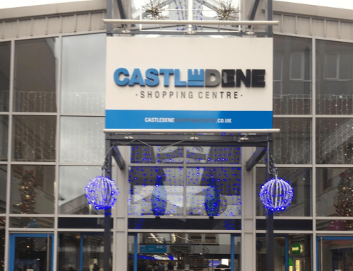 Space to Trade Win Another New Exclusive Mall Partnership in Castle Dene Shopping Centre!