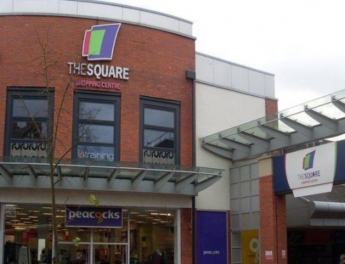 The Square SC, Sale